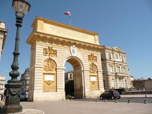 Arc de triomphe 2010©OT Montpellier (3)