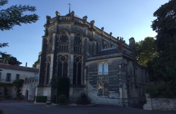 Chapelle du Domaine de Grammont