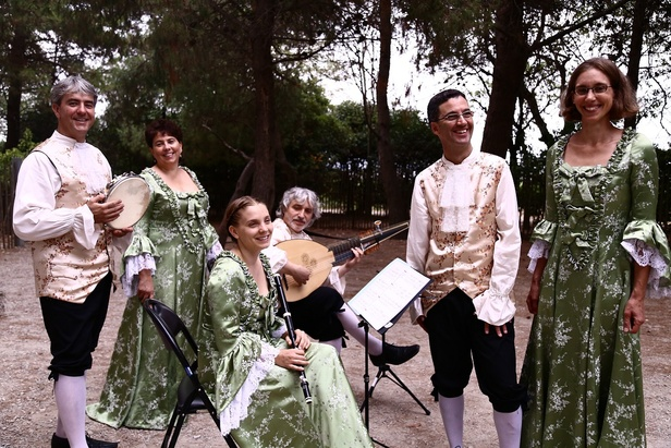 Ensemble Il segreto barocco