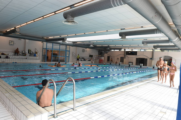 Piscine Alex Jany