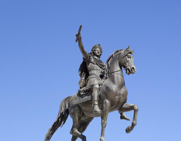 MTP Louis XIV peyrou