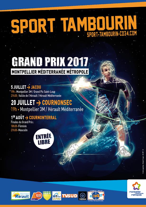 Tambourin : Grand Prix Montpellier 3M