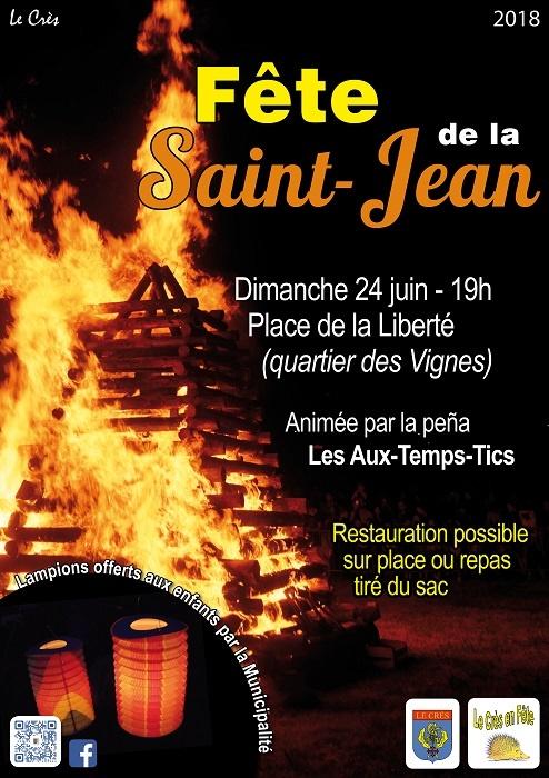 Fête de la Saint-Jean_Le Crès_2018