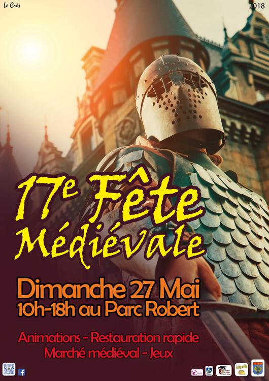 Fête Médiévale du Crès