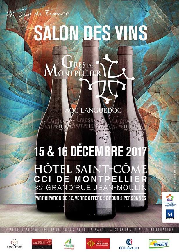 Salon des vins - Grès de Montpellier