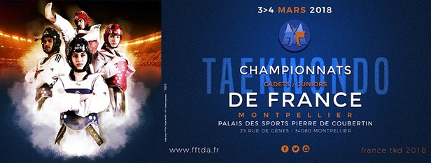 Championnats de France de Taekwondo