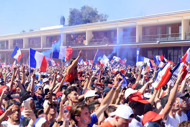 Finale Coupe du Monde Montpellier