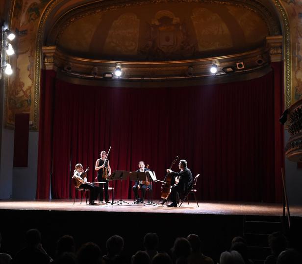 La folle semaine du Conservatoire à l'Opéra