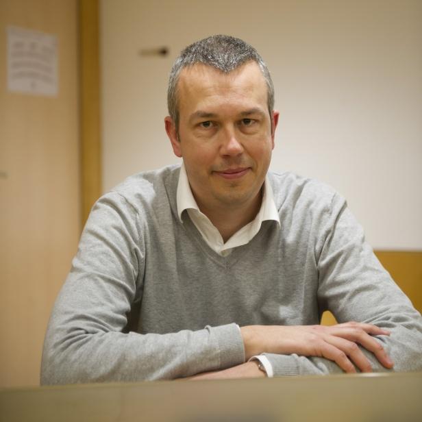 Grégory Vallée, nouveau directeur de la régie publique de l'eau