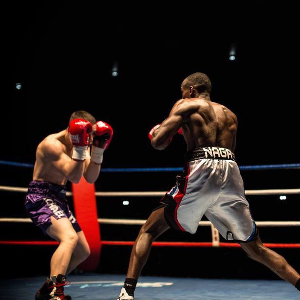 Gala international de Boxe