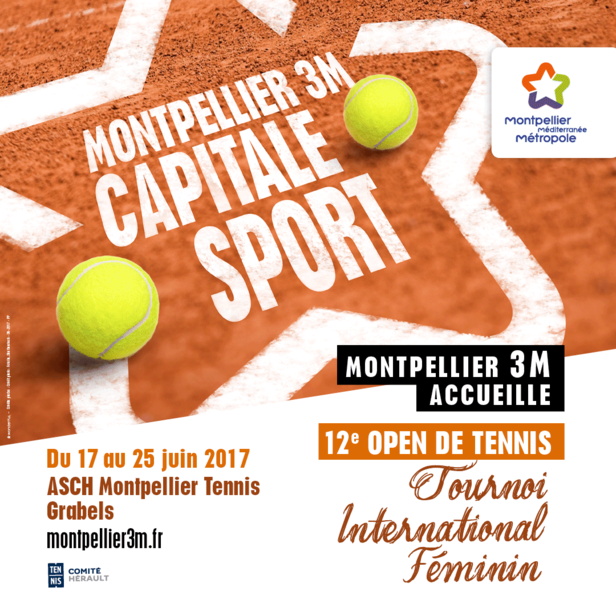 12e Tournoi International de Tennis Féminin