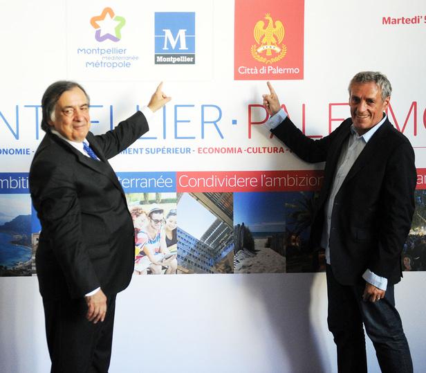 Jumelage Palerme - Montpellier Méditerranée Métropole