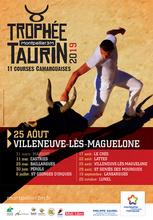 Trophée taurin Villeneuve-lès-Maguelone