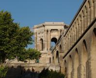 Montpellier - aqueduc des Arceaux