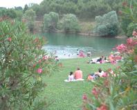 Le Crès - le lac