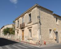 Saussan - le village