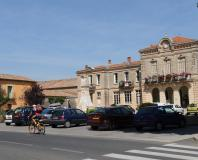 Lavérune - la mairie