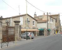 Prades-le-Lez - centre village