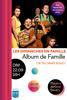 """Affifche de la pièce """"Album de Famille"""""""