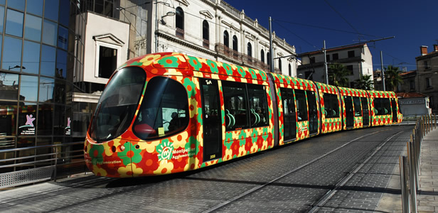 montpellier tram line 3 rome - photo#15