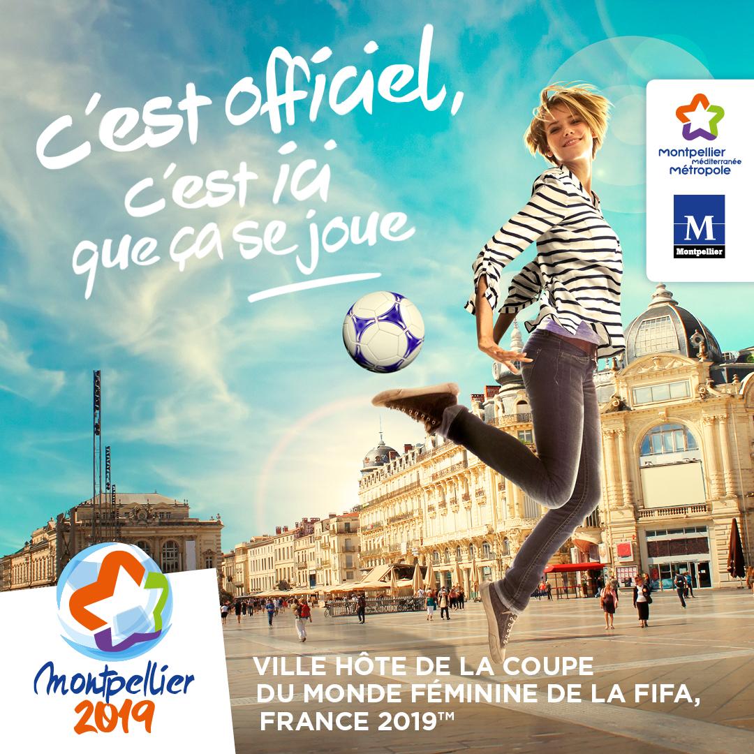 Fabulous soutien au sport fminin a t slectionne par la fdration franaise de football fff comme - Decor discount st jean de vedas ...