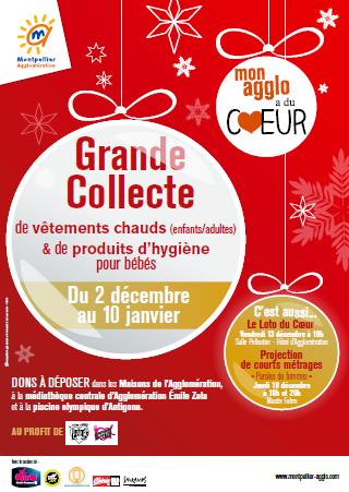 """Montpellier Agglomération renouvelle l'opération """"Mon agglo a du cœur"""""""