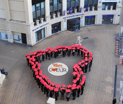 Participez nombreux au Loto du Coeur organisé par la Croix Rouge le 13 décembre à 19h à l'Agglo !