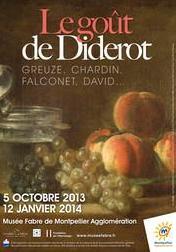 Plus de 32 300 visiteurs ont découvert Le Goût de Diderot