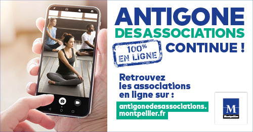 L'Antigone des associations continue...en ligne