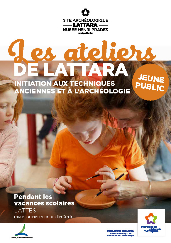 Les ateliers de LATTARA