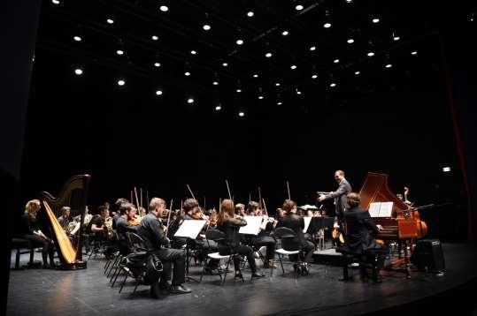 Concerts gratuits au CRR de Montpellier Métropole