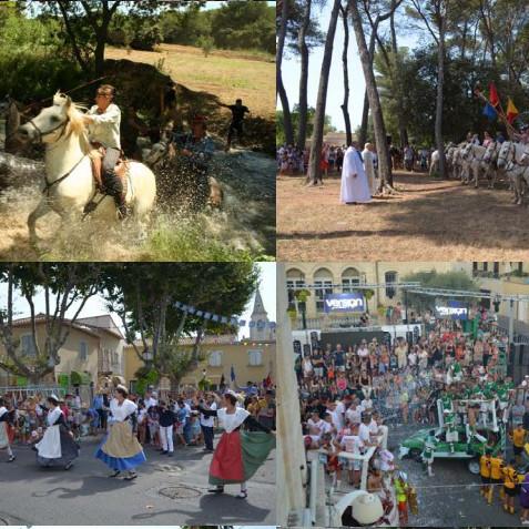 Fêtes locales 2016