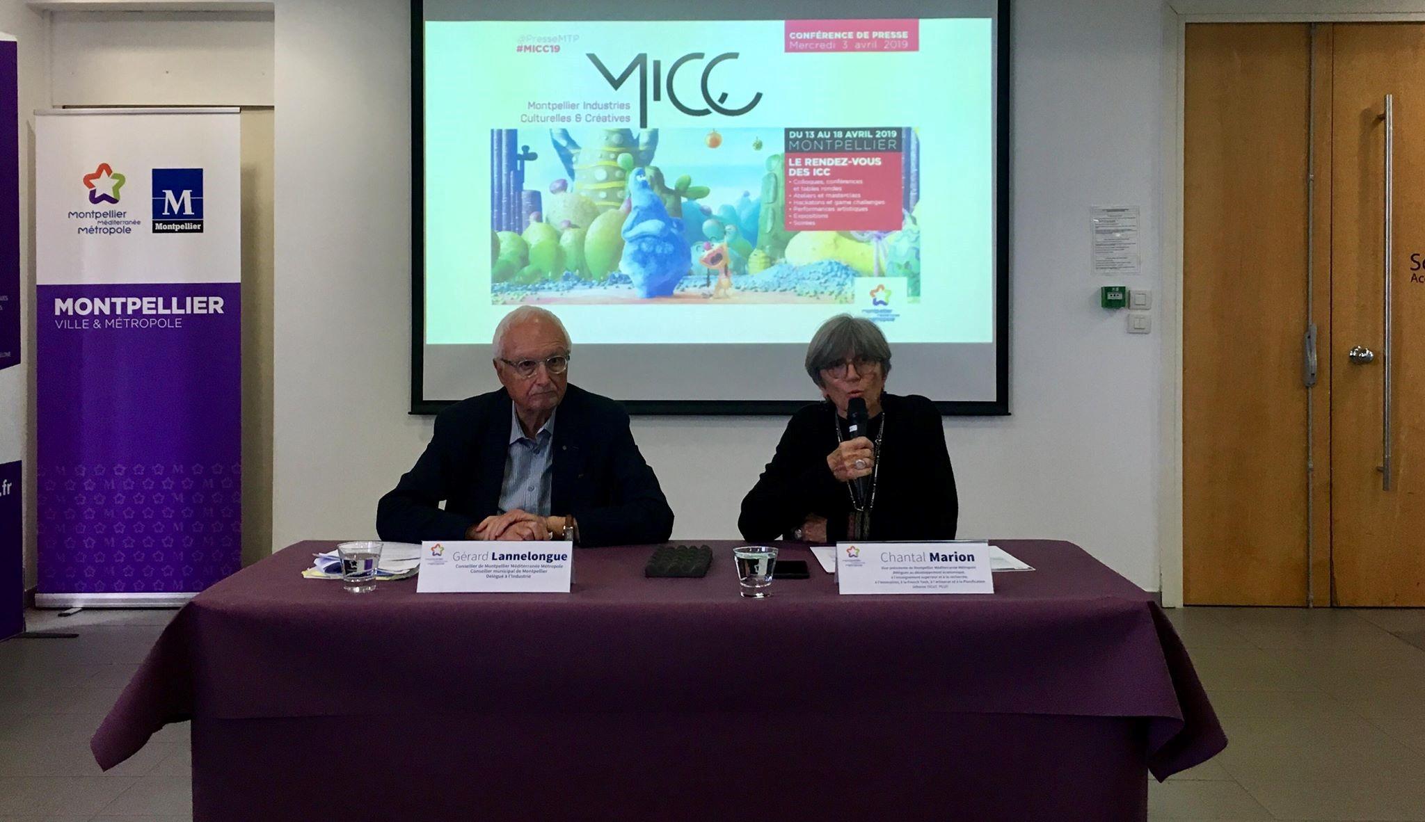 seconde édition du MICC.