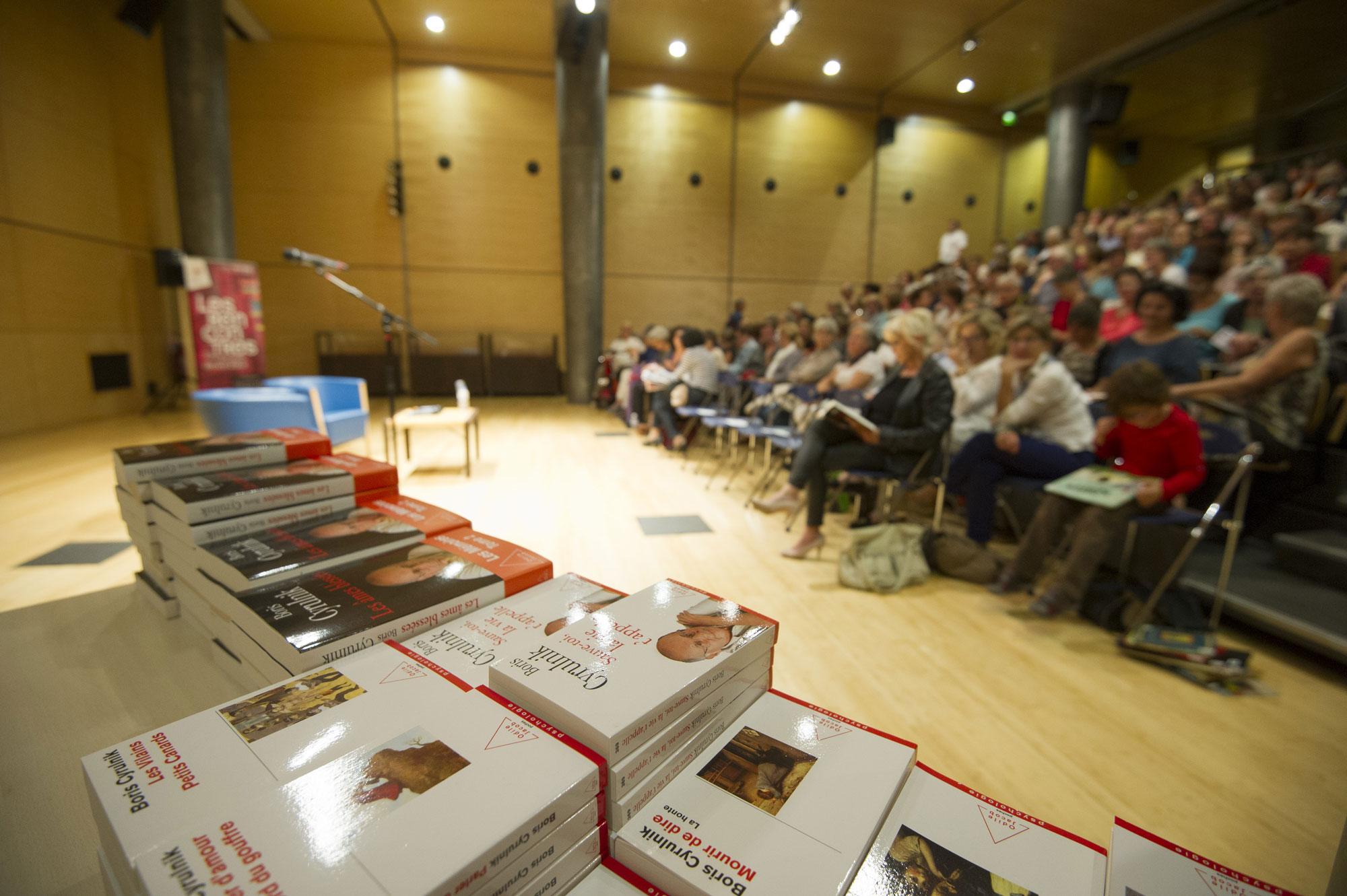 Rencontres littéraires de laubrac